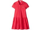 Paul Smith Junior - Fuchsia Polo Dress (Big Kids)