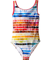 Paul Smith Junior - Color Samples Printed Bathing Suit (Big Kids)