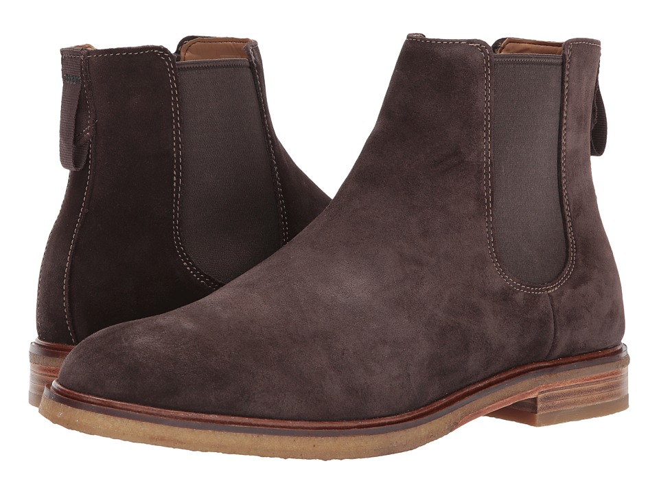 Clarks Clarkdale Gobi (Dark Brown Suede) Men