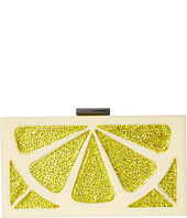Alice + Olivia - Cindy Lemon Clutch