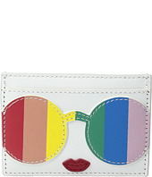 Alice + Olivia - Ranbow Print Stace Face Card Case