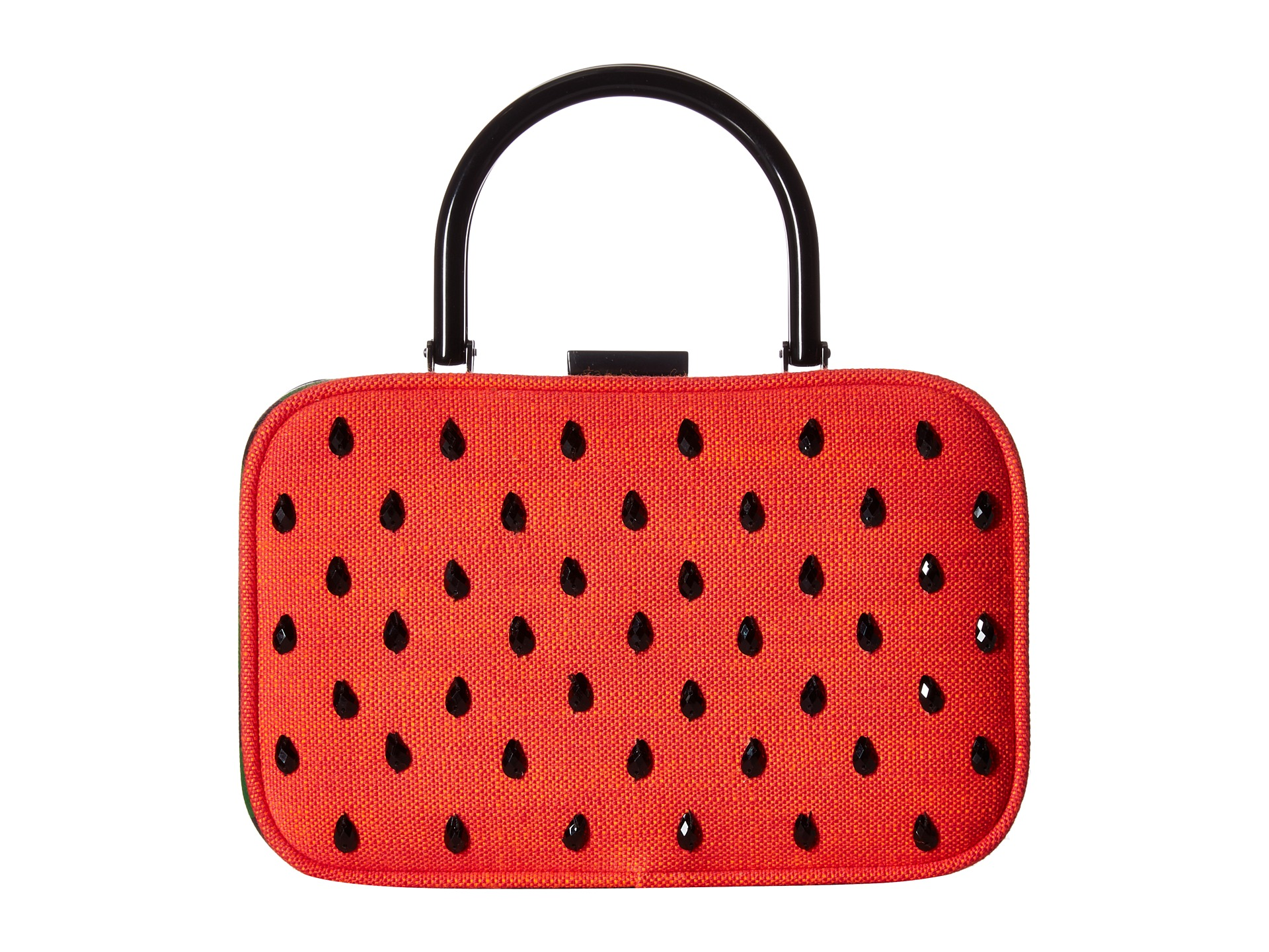 Alice + Olivia Drew Watermelon Frame Box Bag