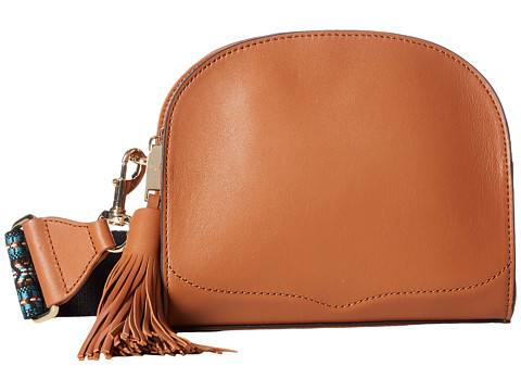 Rebecca Minkoff Sunday Moon Crossbody - Almond