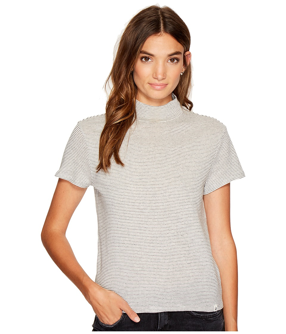 Volcom She Shell Tee (Star White) Women
