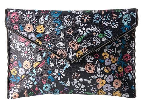 Rebecca Minkoff Leo Clutch - Multi Floral Print 1