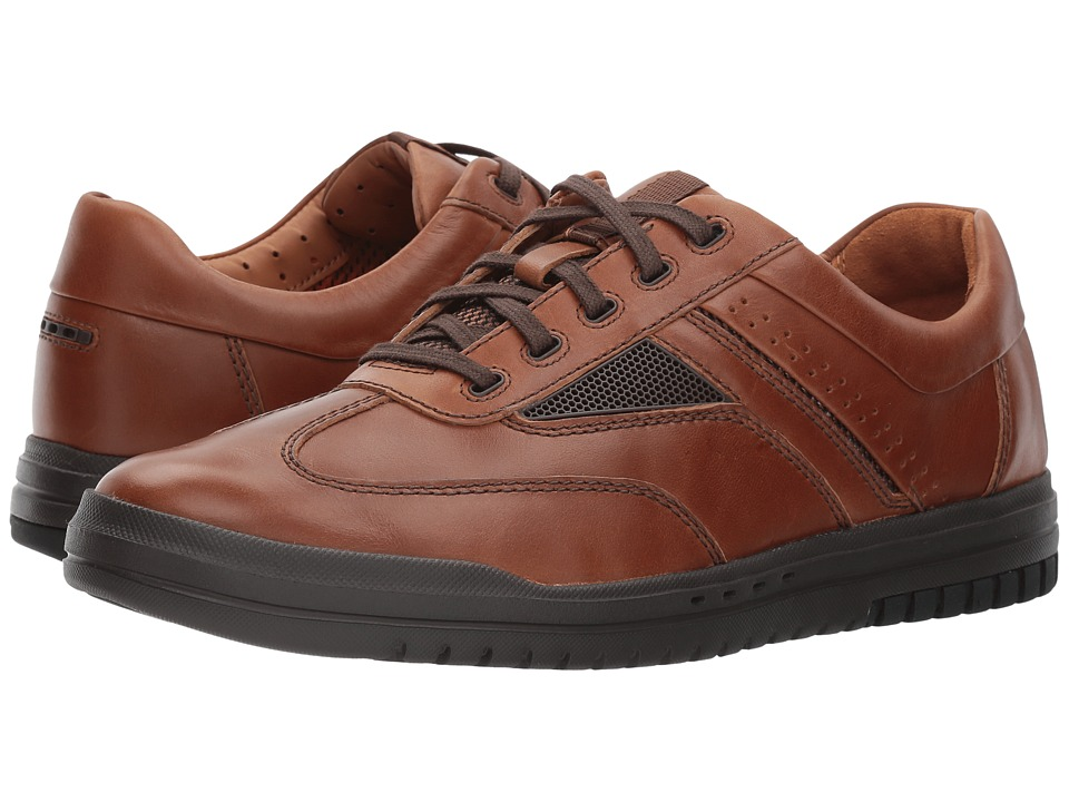 Clarks UnRhombus Fly (Brown Leather) Men's Lace up casual...