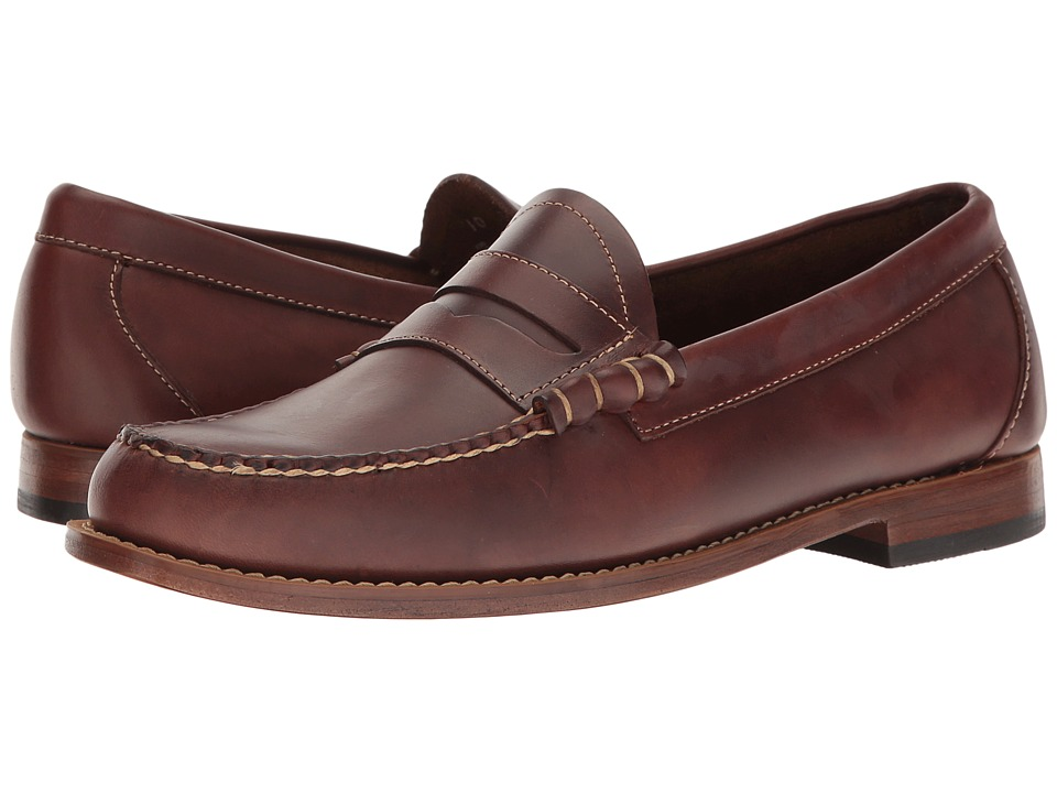 G.H. Bass & Co. - Larson Weejuns (Seahorse Pull-Up) Mens Slip-on Dress Shoes