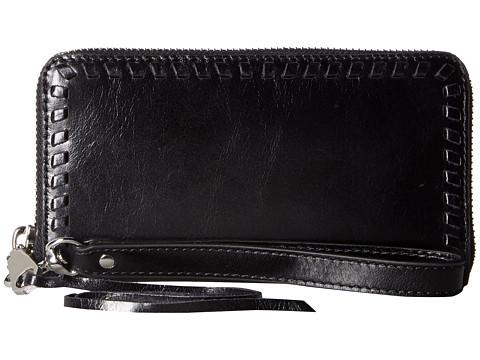 Rebecca Minkoff Vanity Phone Wallet - Black