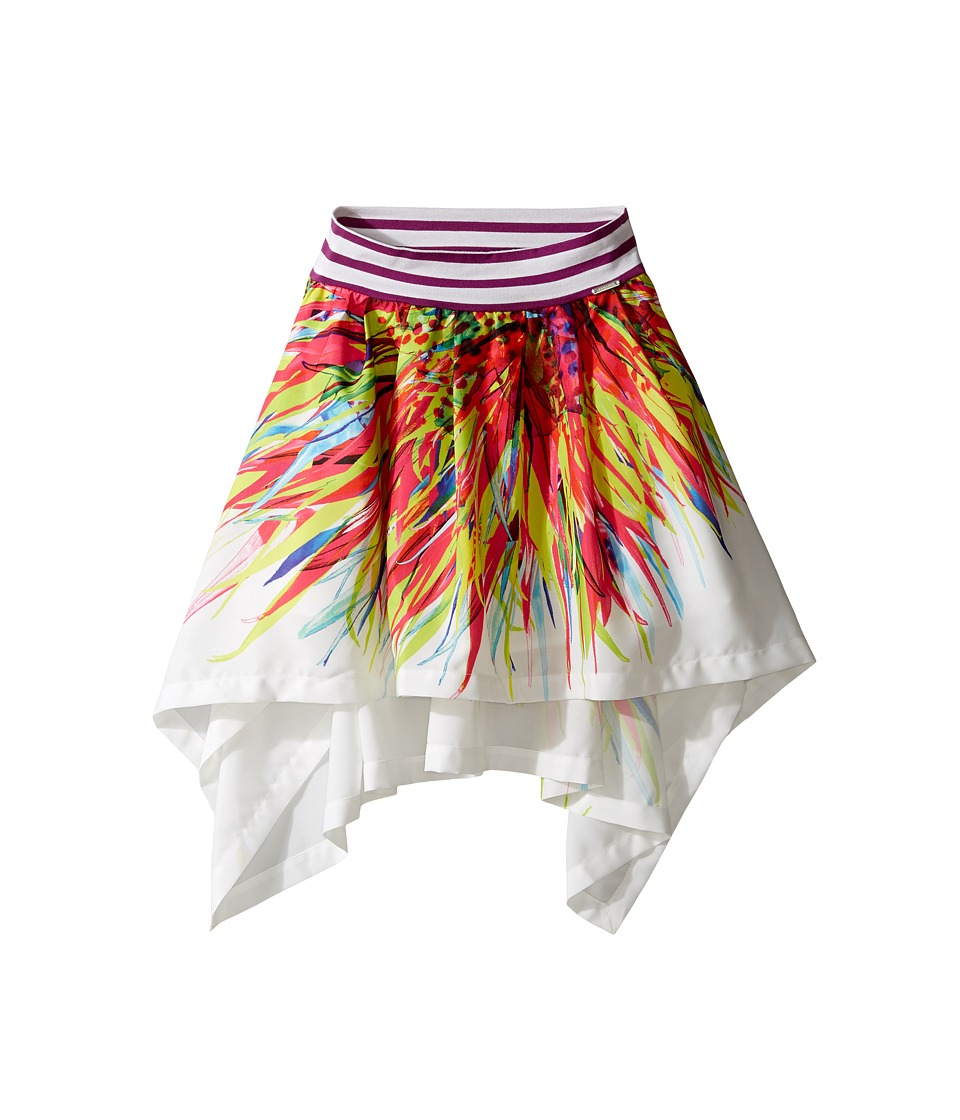 Junior Gaultier - Skirt with Flowers