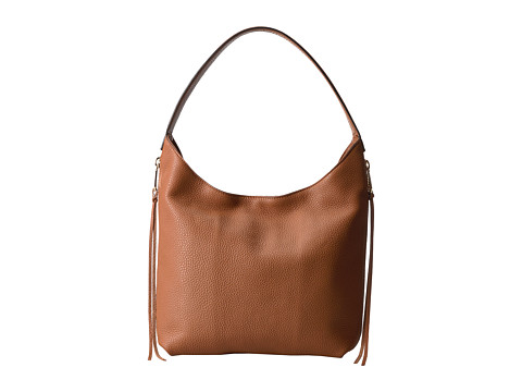 Rebecca Minkoff Medium Bryn Double Zip Hobo - Almond