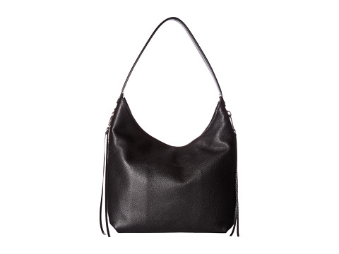 Rebecca Minkoff Medium Bryn Double Zip Hobo - Black