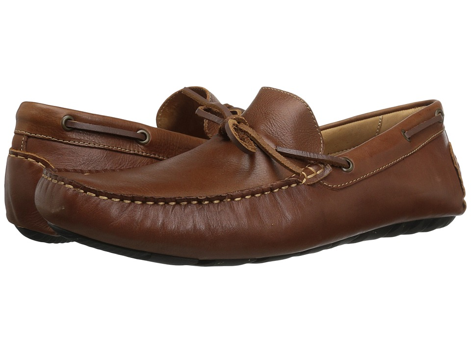 G.H. Bass & Co. - Wyatt (Dark Tan) Mens Slip-on Dress Shoes