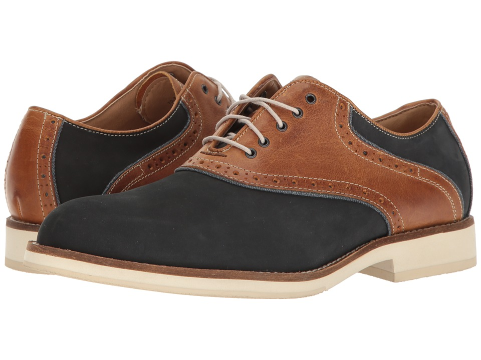 G.H. Bass & Co. Noah (Navy/British Tan Nubuck) Men