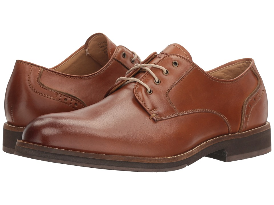 G.H. Bass & Co. Niles (British Tan Burnished Full Grain) Men