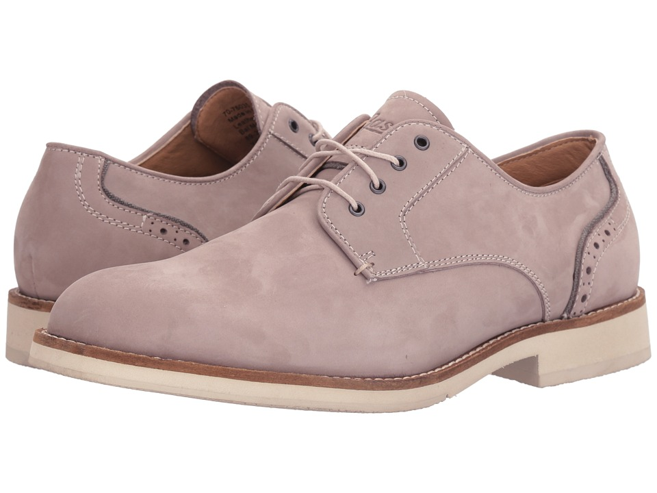 G.H. Bass & Co. Niles (Light Grey Nubuck) Men