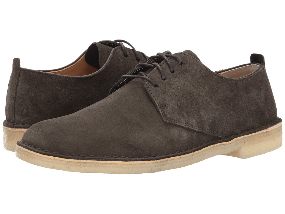 Clarks Desert London (Peat Suede) Men