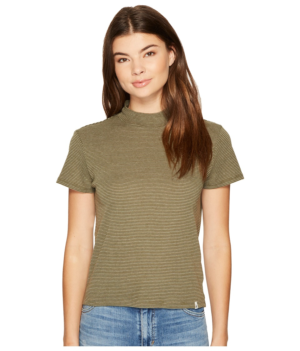 Volcom She Shell Tee (Dark Camo) Women