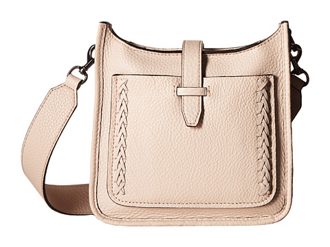 Rebecca Minkoff Mini Unlined Feed Bag with Whipstitch