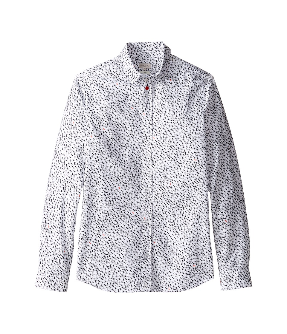 Paul Smith Junior - Shirt with Small Ants