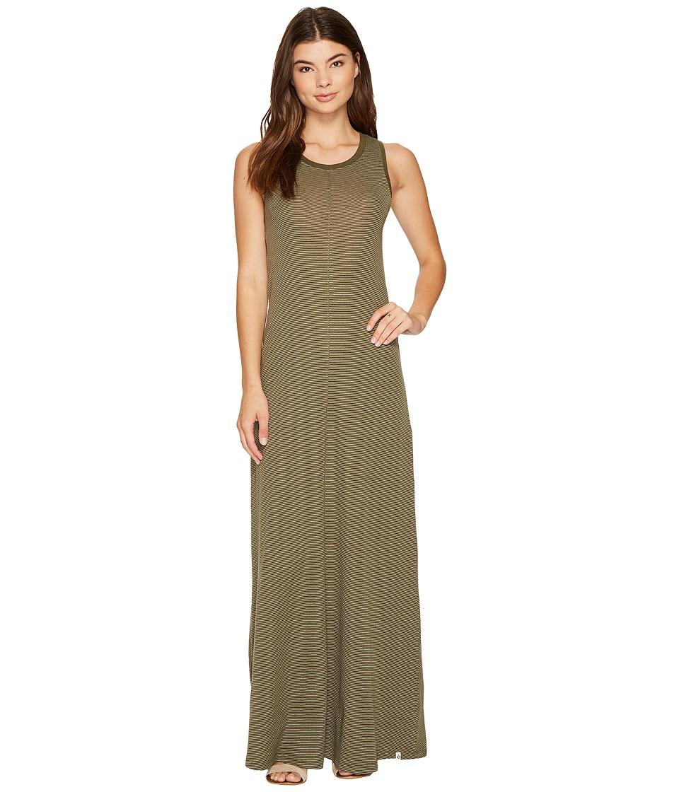 Volcom She Shell Dress (Dark Camo) Women