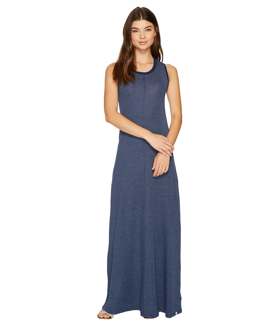Volcom She Shell Dress (Navy) Women