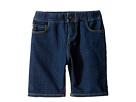 Paul Smith Junior - Fleece Denim Shorts (Toddler/Little Kids)