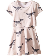 Paul Smith Junior - Short Sleeve Dress w/ Dino Prints (Toddler/Little Kids)