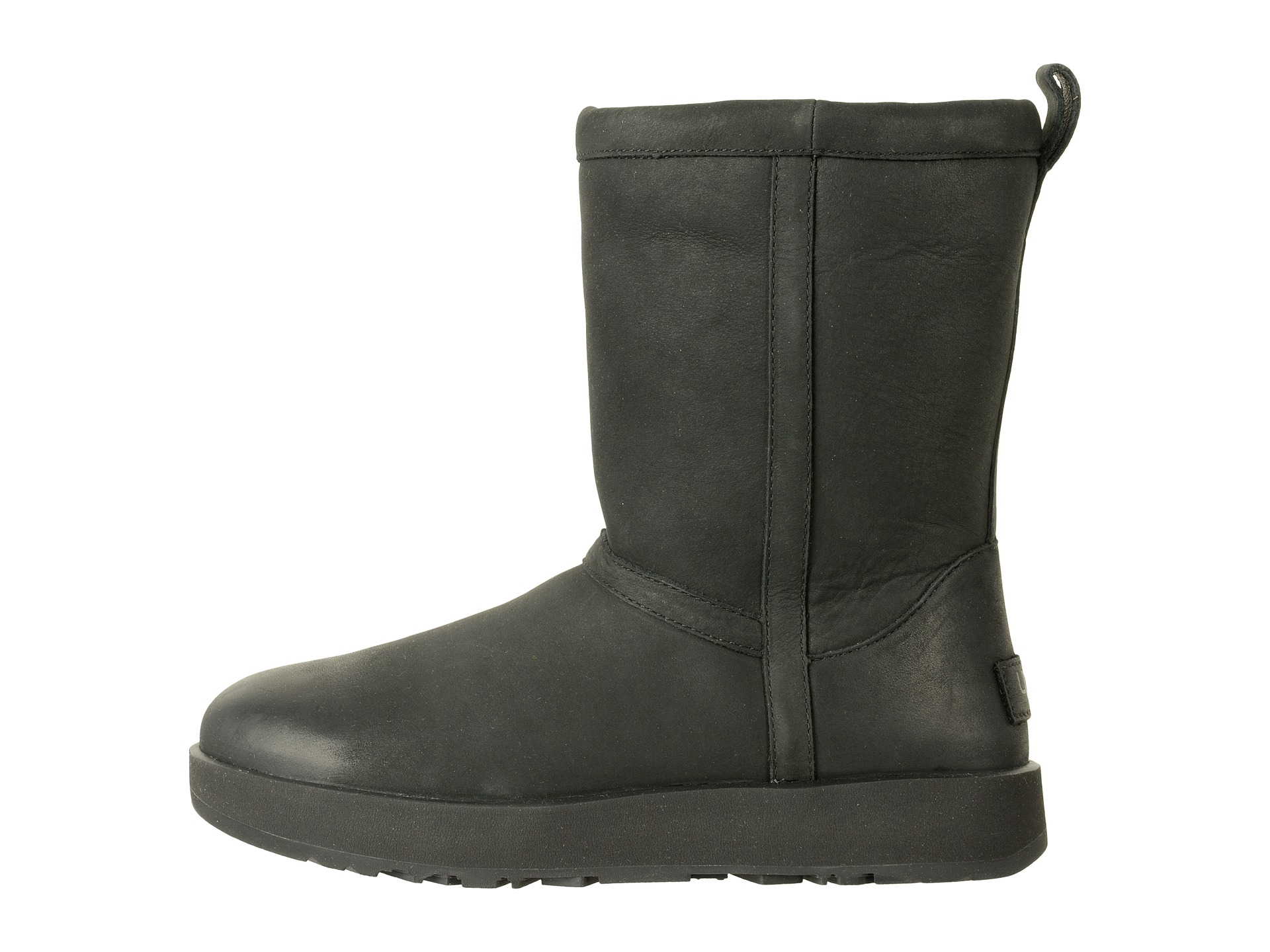 UGG Classic Short L Waterproof at Zappos.com