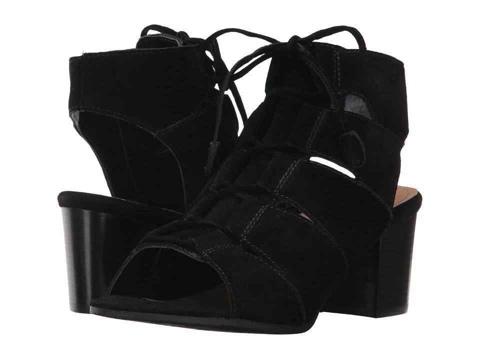 Vionic Bristol (Black) Women's Flat Shoes