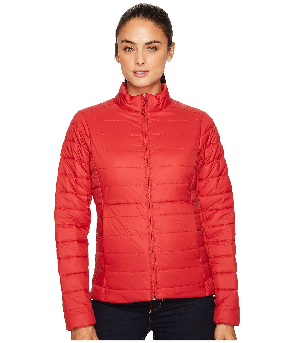 Fjallraven Keb Lite Padded Jacket (Lava) Women