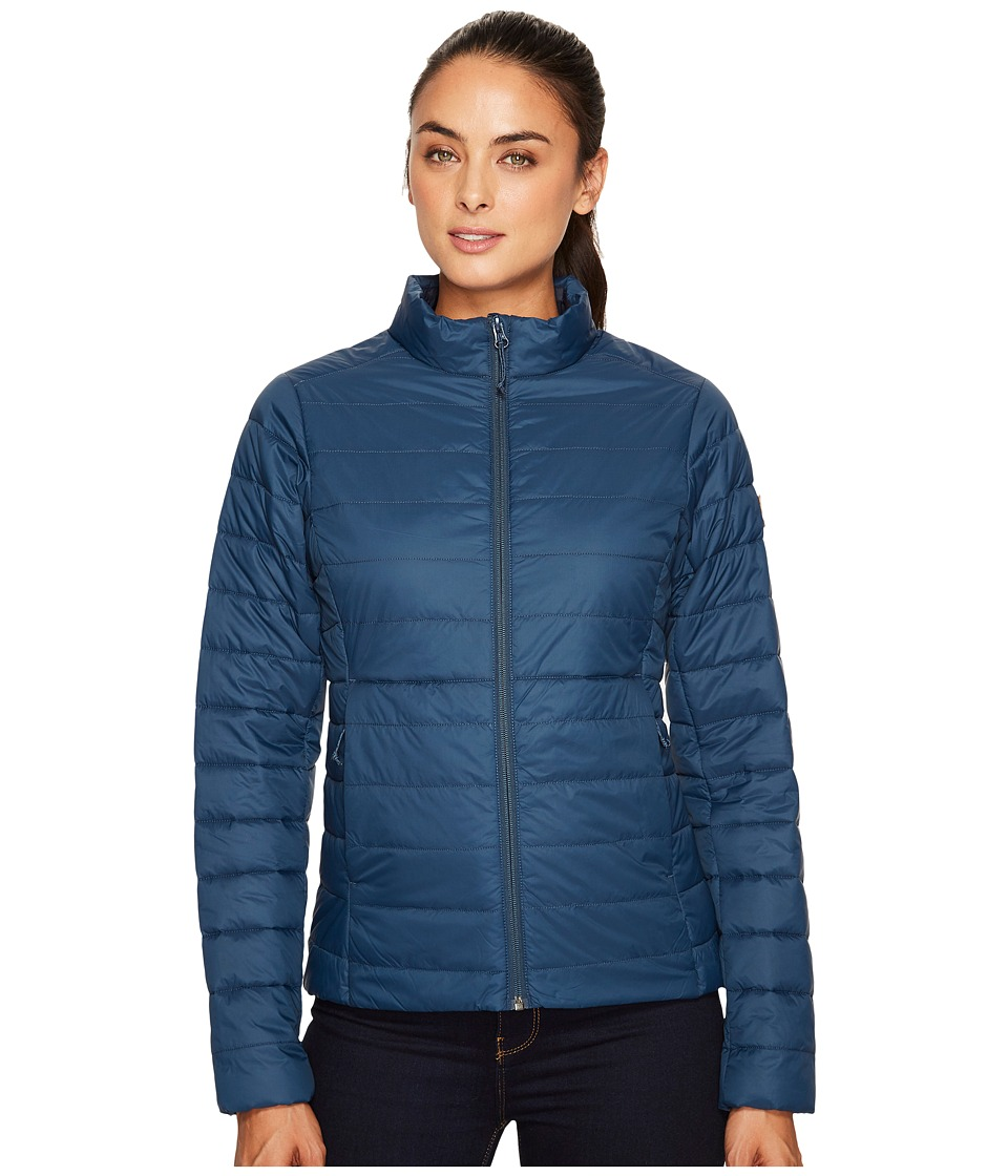 Fjallraven Keb Lite Padded Jacket (Storm) Women