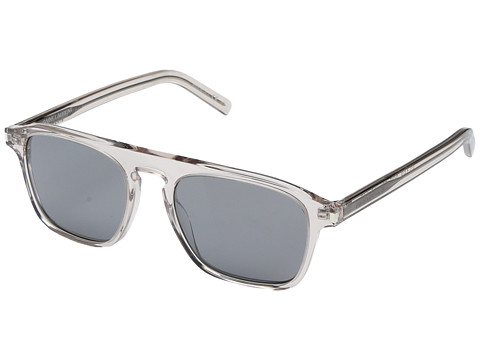 Saint Laurent SL 158 - Nude/Mirror Silver