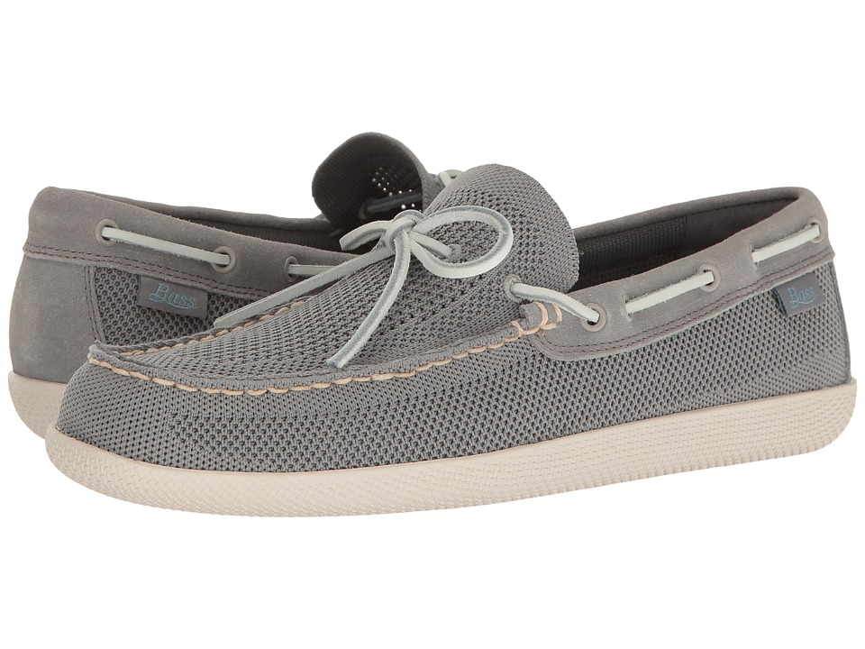 G.H. Bass & Co. Walker (Grey Active Knit Mesh) Men