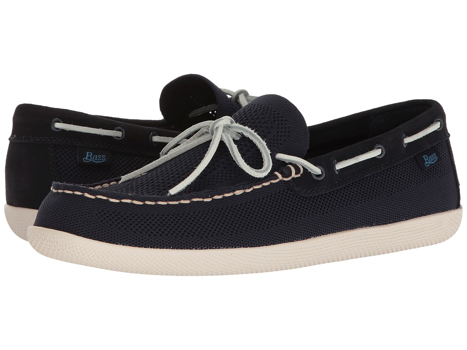 G.H. Bass & Co. Walker (Navy Active Knit Mesh) Men