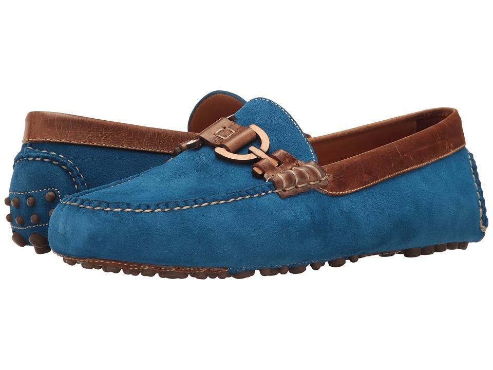 Donald J Pliner Riel 2 (Blue) Men