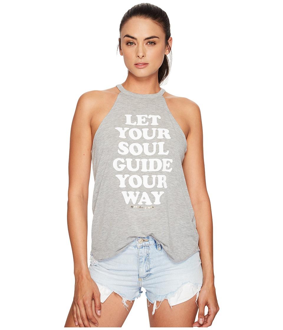 Spiritual Gangster - Guide Your Way (Heather Grey) Women'...