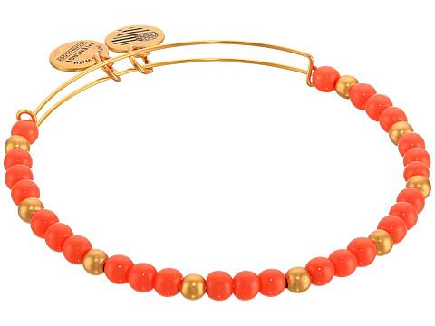 Alex and Ani Color Palette - Flora Bangle - Rafaelian Gold
