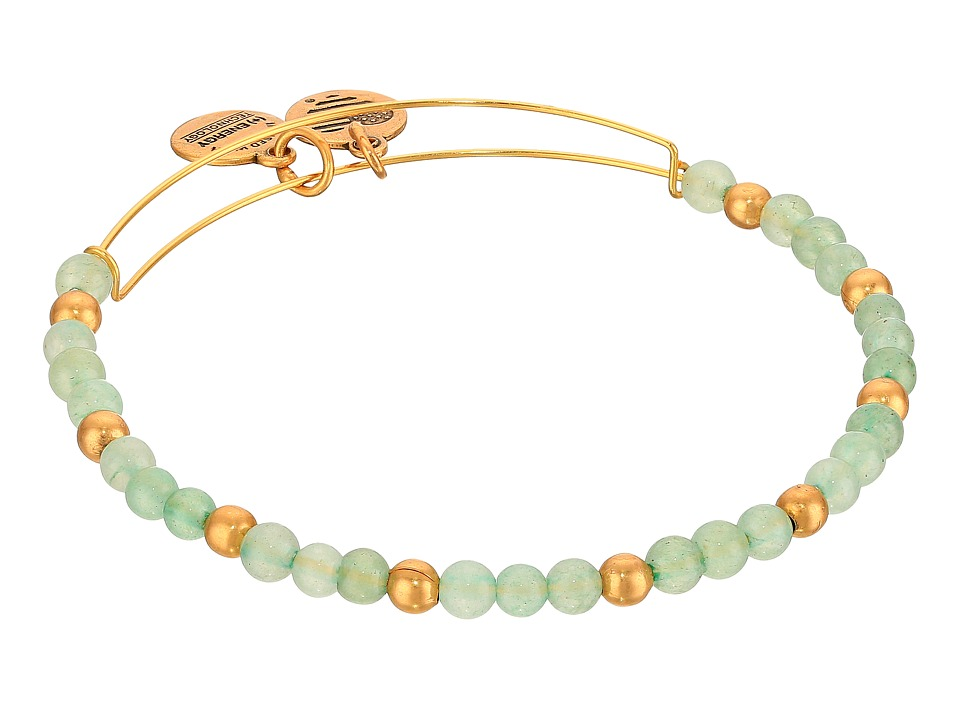 Alex and Ani - Color Palette - Fern Bangle