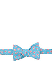 Vineyard Vines - Palm Toss Printed Bow Tie