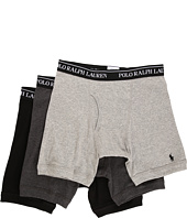 Polo Ralph Lauren - 3-Pack Long Leg Boxer Brief