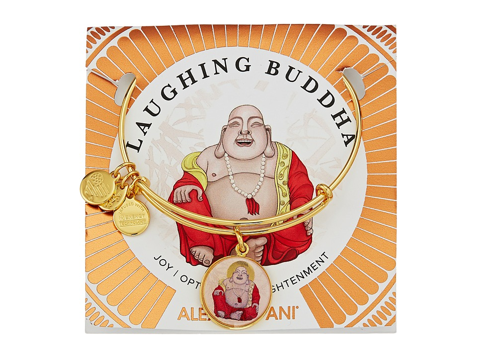 Alex and Ani - Saints and Sages - Laughing Buddha Bangle