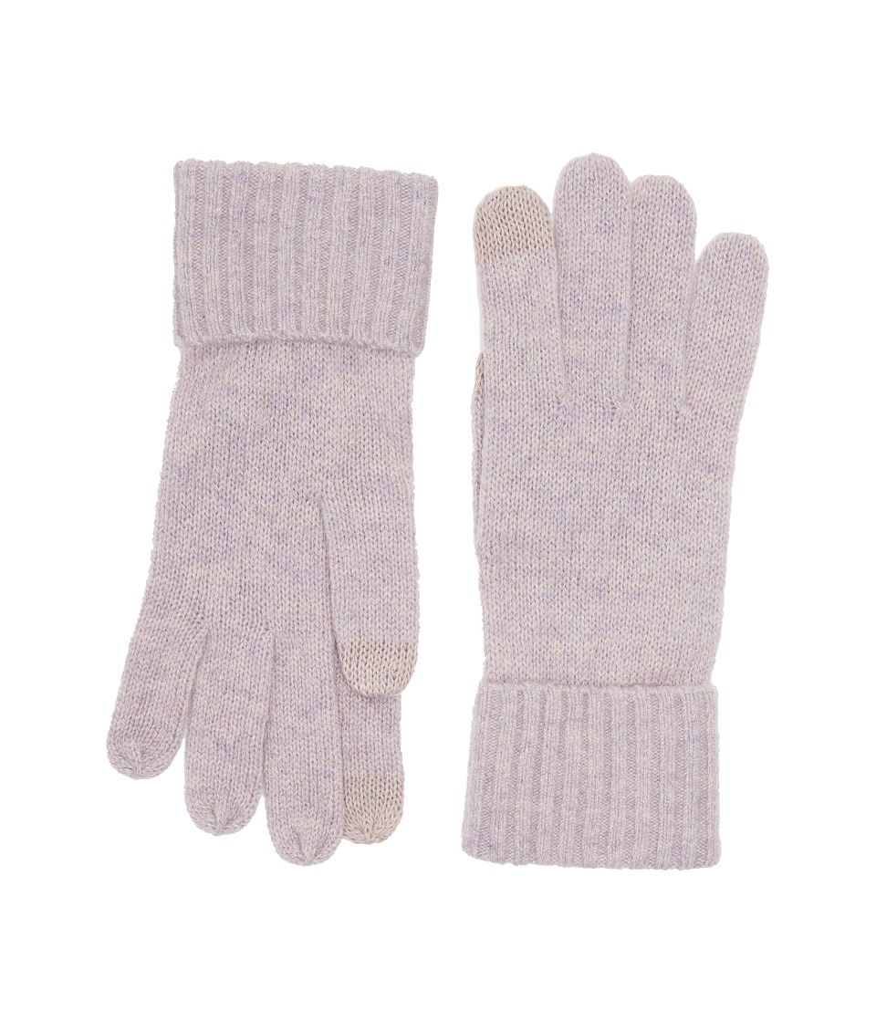 UGG Knit Smart Gloves (Starlight Heather) Extreme Cold Weather Gloves