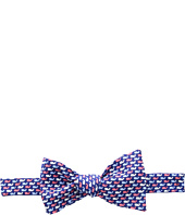 Vineyard Vines - Red White & Whale Printed Bow Tie