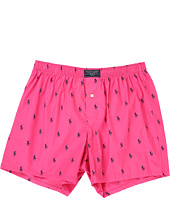 Polo Ralph Lauren - All Over Pony Player Woven Boxer