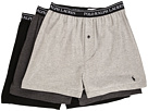 Polo Ralph Lauren 3-Pack Knit Boxer