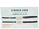 Elephants Kindred Cord Charm Bracelet