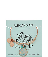 Alex and Ani - Words are Powerful - You are Enough Bangle
