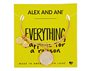 Alex and Ani Alex and Ani Words are Powerful - Everything Happens for a Reason II Bangle