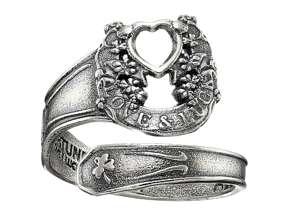 Alex and Ani - Fortune's Favor Spoon Ring