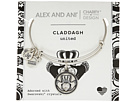 Alex and Ani Charity By Design Claddagh Bangle - Boston Celtics Shamrock Foundation